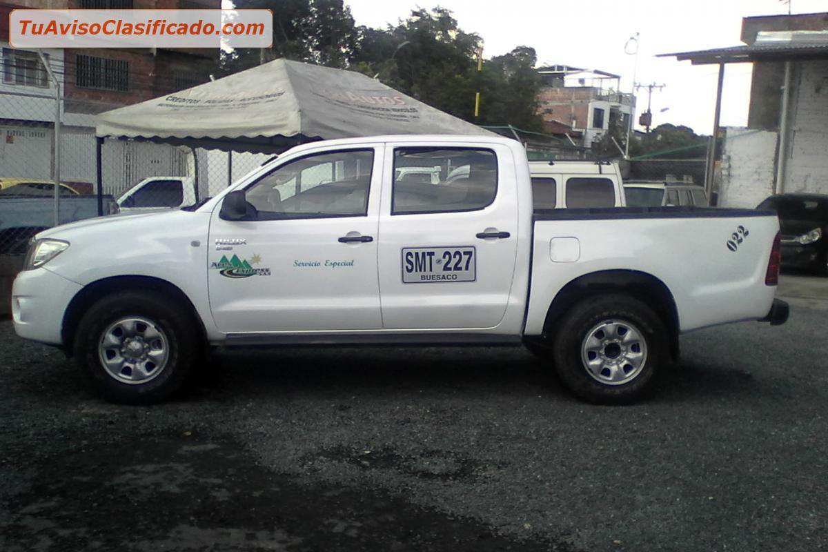 Oportunidad Toyota Hilux 4x4 Modelo 2012 Cc3000 Publica Diesel A Toyotas Usados En Guatemala