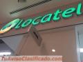 Fross decorativos letreros publicitarios de alto impacto en acrílico volumetrico en led