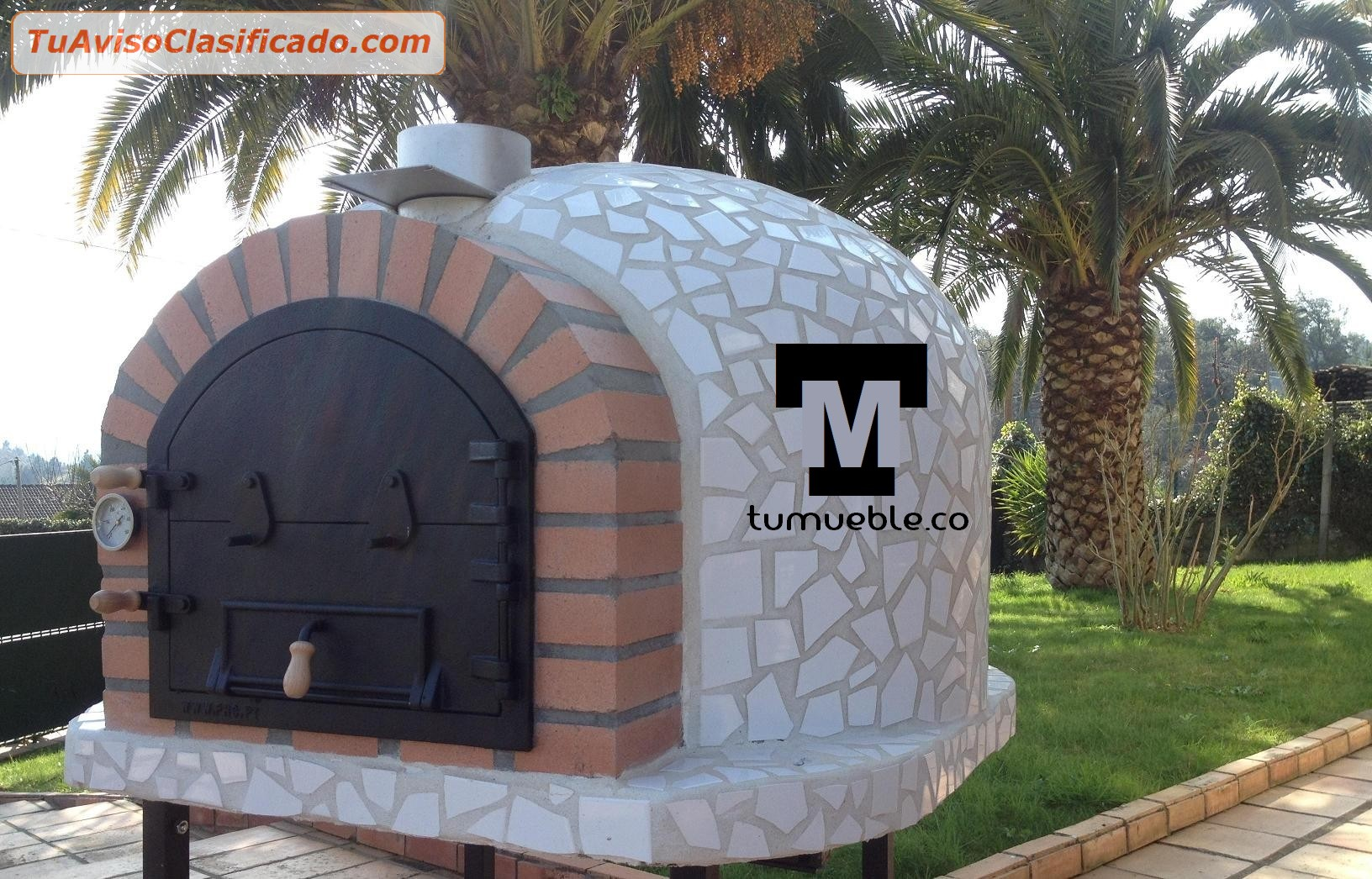 Hornos de le a colombia hornos para pizza hornos de barro empr - Horno casero de lena ...