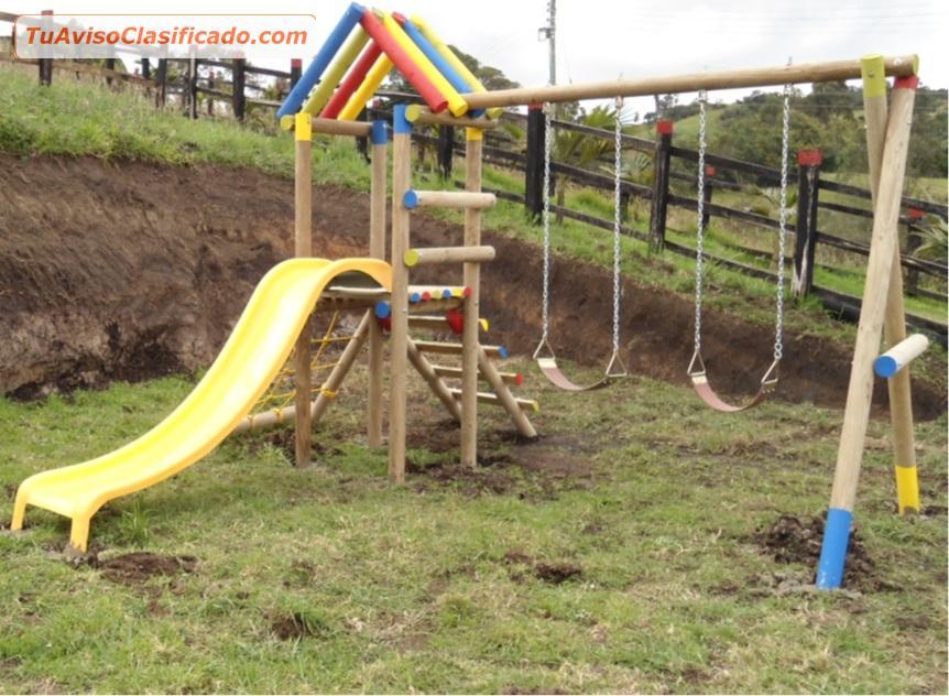 Parques infantiles para jardin parques infantiles para for Jardines parques decoracion