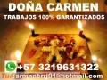 DOÑA CARMEN TRABAJOS GARANTIZADOS +57 3219631322