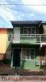 Vendo casa de dos pisos tres habitaciones sala comedor patio cocina y baño