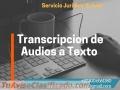 Transcripciones de audios a texto