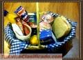 Desayunos mágicos a domicilio en pasto