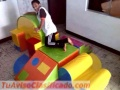 Piscinas de pelotas, juegos para bebes y niños