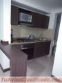 Inconfundible apartamento amoblado para rentar en el octavo piso