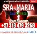 VIDENTE ESOTERICA OCULTISMO AMARRES SOMETO DOMINO 573184793268 CONSULTA