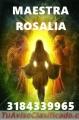 ROSALIA BRUJA EXPERTA EN TODA CLASE DE TRABAJOS AMARRES +573184339965