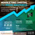 Ciclo de Conferencias en Barranquilla de Marketing Digital para el Nicho Esotérico.