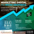 Ciclo de Conferencias en Villavicencio de Marketing Digital para el Nicho Esotérico.