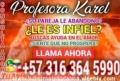 Profesora KAREL n°1 en el mundo ASTRAL dueña y señora de los secretos mejor guardados
