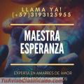 MAESTRA ESPERANZA EXPERTA EN AMARRES DE AMOR Y RESTAURACIÓN DE HOGARES