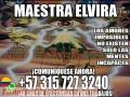 BRUJA ELVIRA EFECTIVIDAD Y CUMPLIMIENTO +573157273240 LLAMA YA