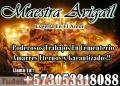 MAESTRA AVIGAIL MAGIA BLANCA TRABAJOS Y AMARRES