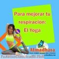Practica Yoga en Atmadhara