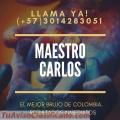 Maestro Carlos, el MEJOR BRUJO de Colombia.