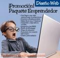 Publicidad en general y Diseño Web para emprendedores