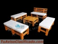 Alquiler mobiliario rustico | ASEM