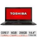 Portatil Toshiba Satellite C45-A4114FL: Procesador Intel Corei3-3110M, Windows 8.1, Memora
