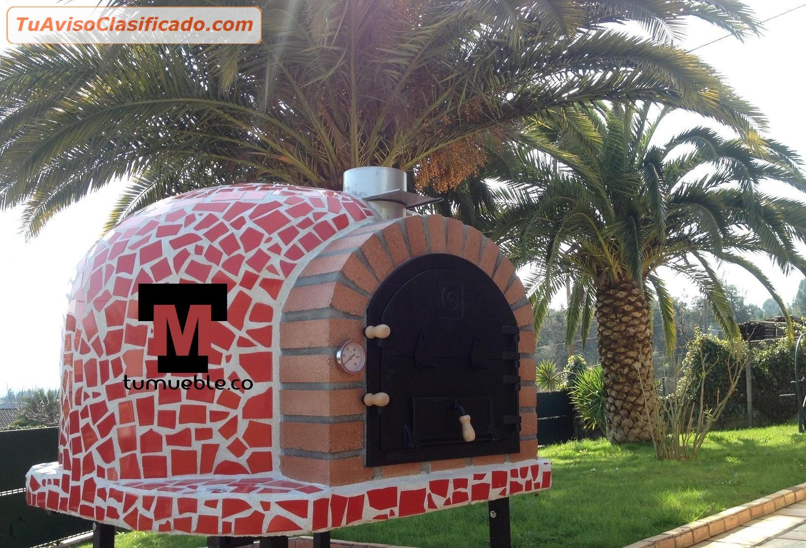 Hornos de le a colombia hornos para pizza hornos de - Hornos de lenas ...