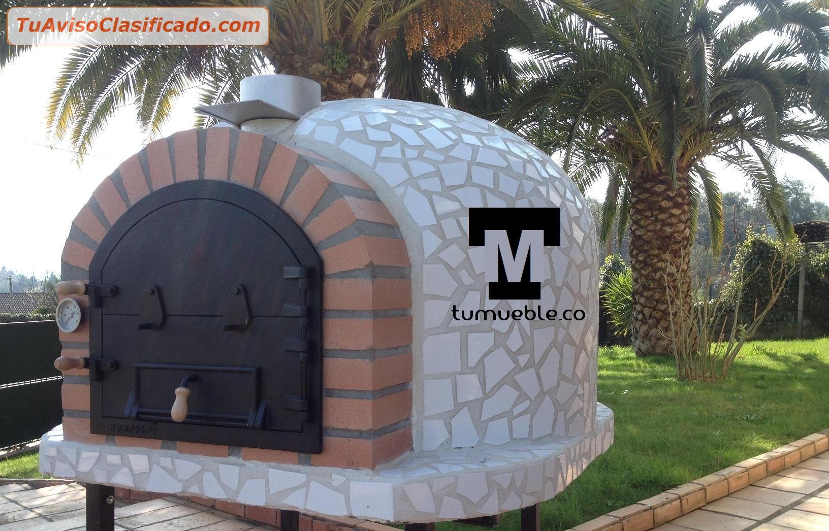 Hornos de le a colombia hornos para pizza hornos de - Chimeneas para hornos de lena ...