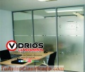 Vidrios pelicula de seguridad oficina