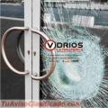 Vidrios película de seguridad