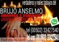Verdaderos y reales trabajos de amor del brujo anselmo  (00502) 33427540